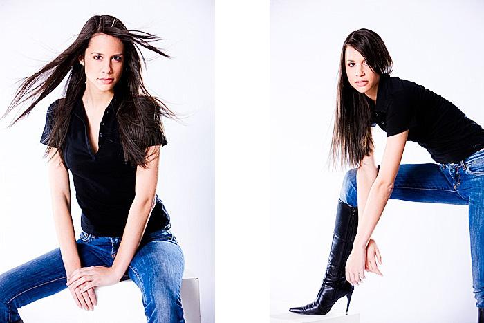 fotoshooting mit Valentina