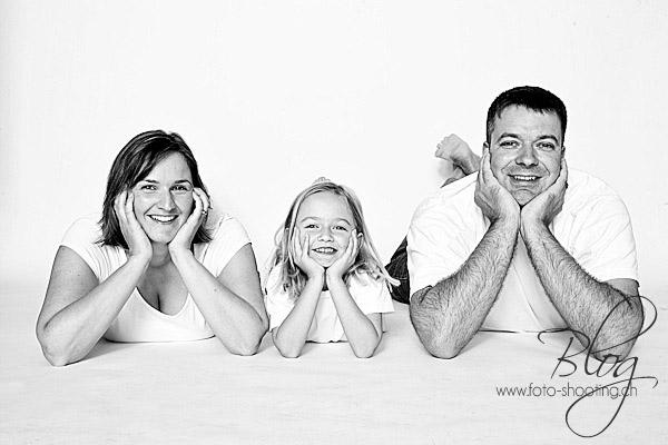 Fotostudio Familie und Kinder