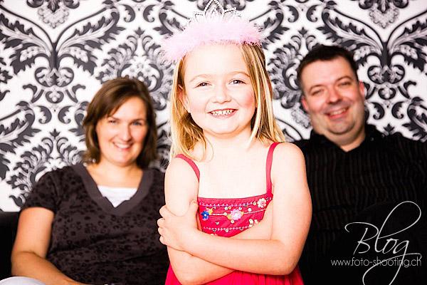Fotoshooting Familie und Kinder
