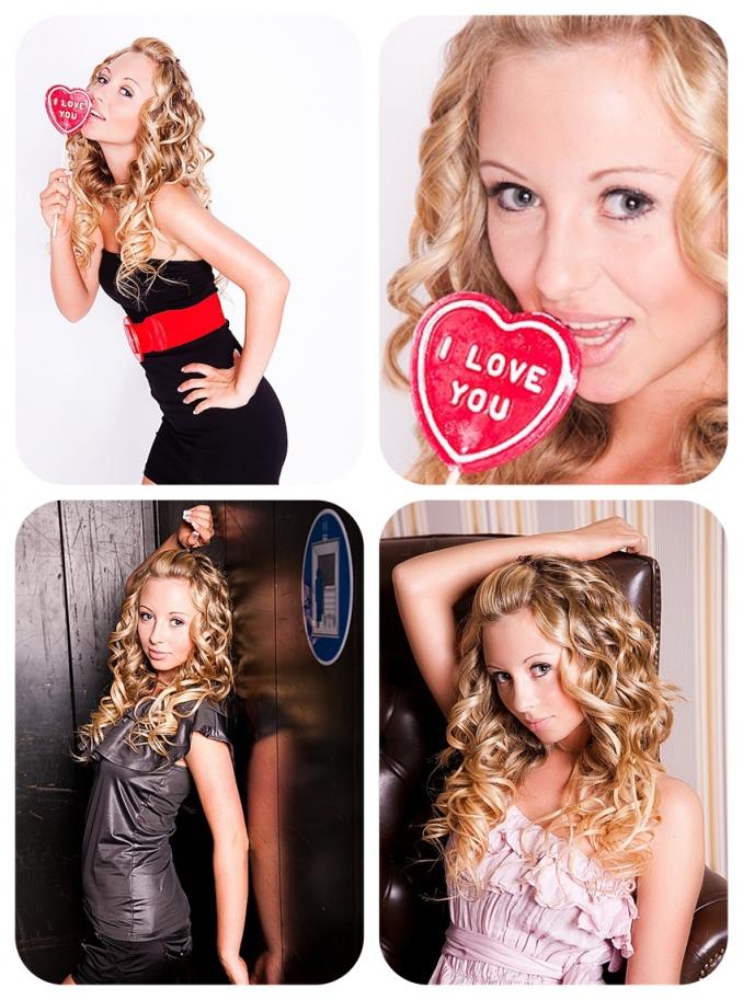 fotos mit dem coolen girl Giullia