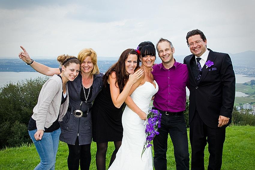 Hochzeitsfootgraf macht traumhafte hochzeitsfotos