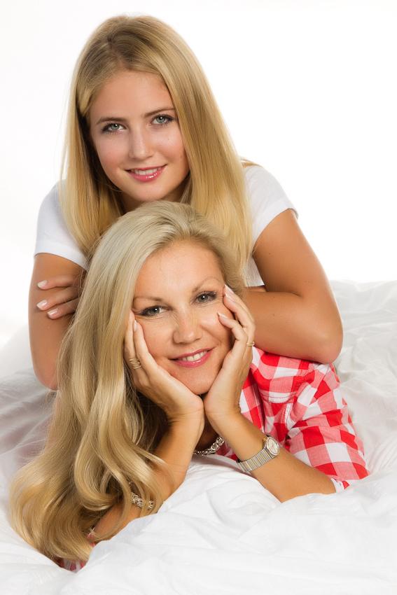 Mutter Und Tochter VeuGeln