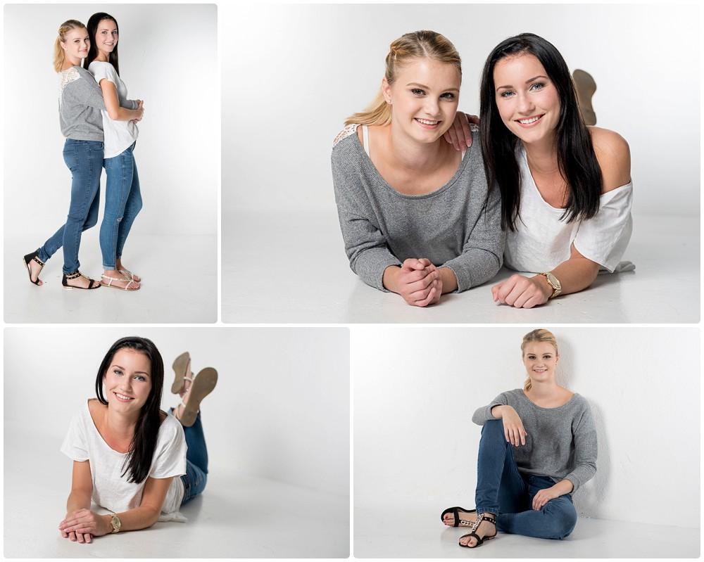 Sarina und Melanie by Ladina-2