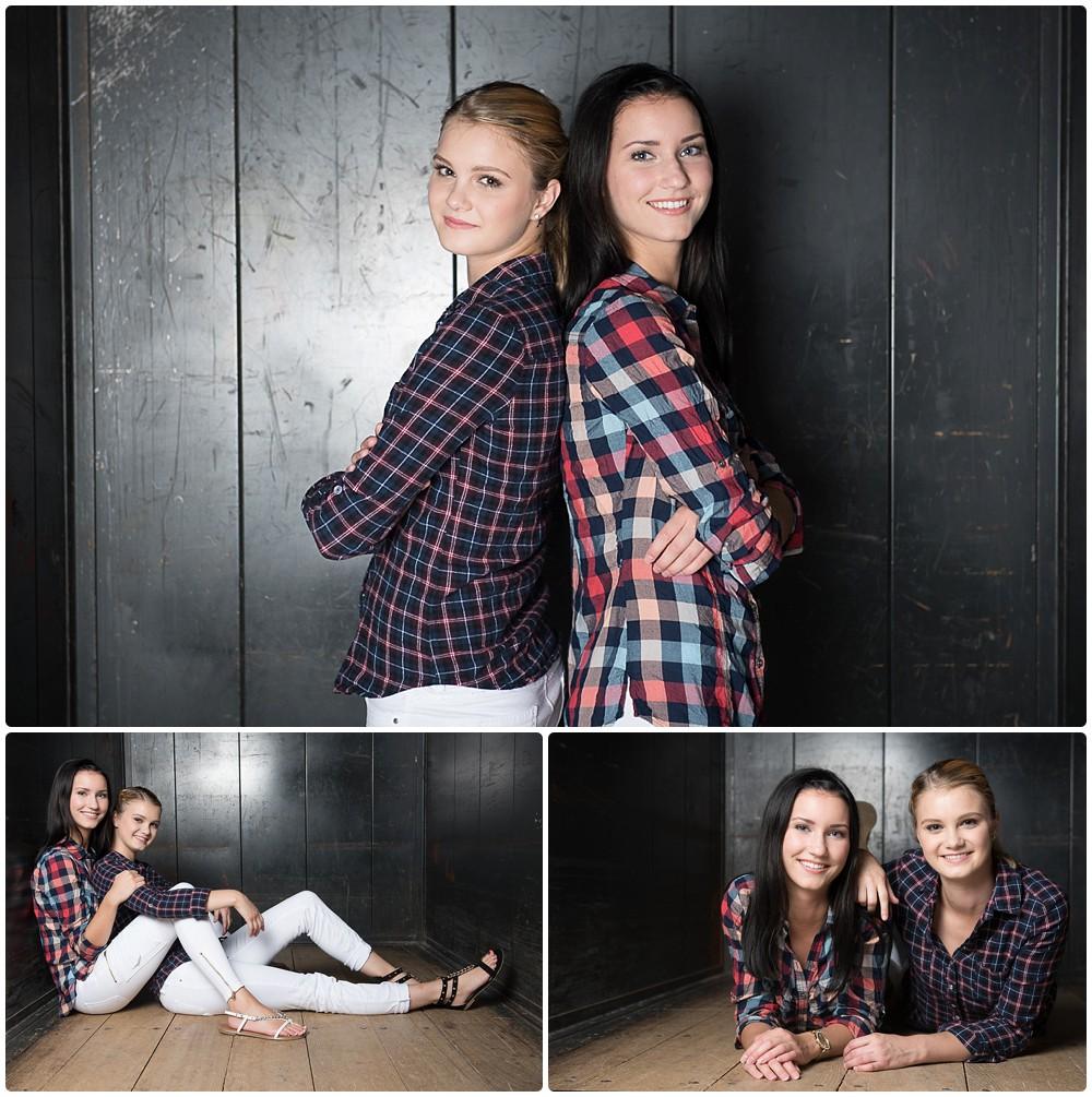 Sarina und Melanie by Ladina-7