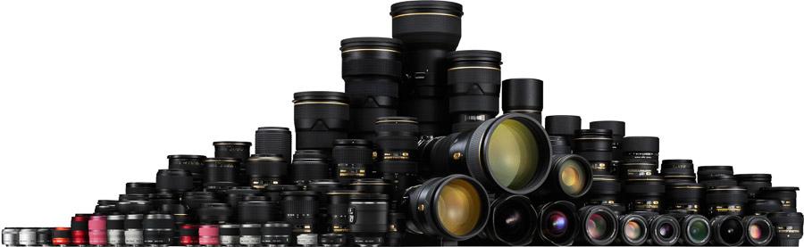 Fotoshootingnikon-objektive